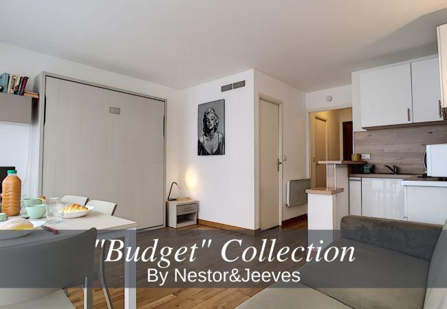 Studio à Nice - Nouveau! N&J  - LIDO BEACH - Central - Très proche mer - Zone piétonne