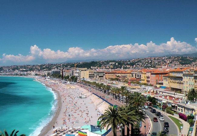 Appartement à Nice - N&J - CORAL SEA TERRACE - Central - Très proche mer