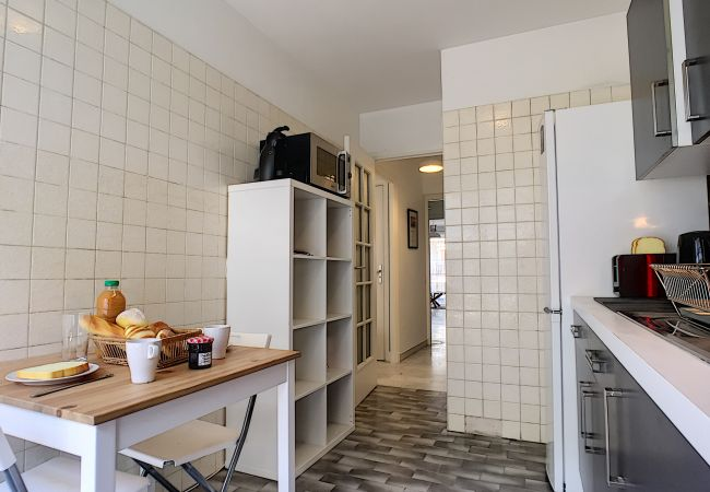 Appartement à Nice - N&J  - ODYSSEY TERRACE - Hyper centre - Parking gratuit