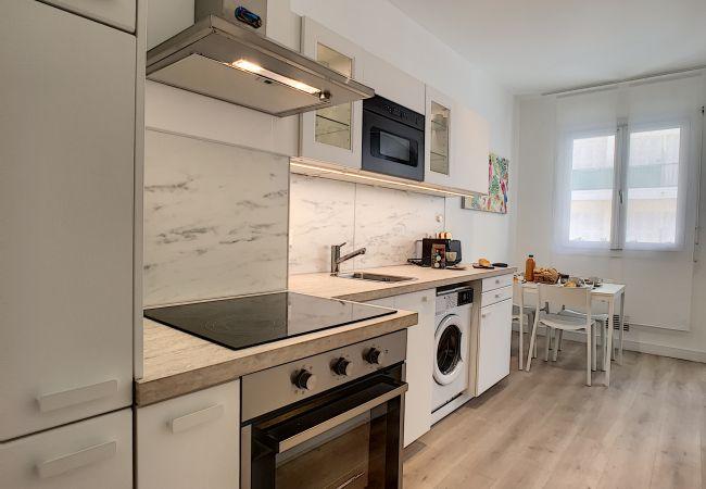 Appartement à Nice - Nouveau! N&J - BEETHOVEN - Central - Quartier résidentiel