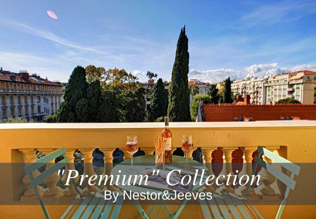 Appartement à Nice - N&J - ELEGANCE RIVIERA - Central - Proche mer