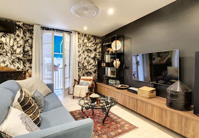 Appartement à Nice - Nouveau! N&J - LOU FRANCESCAN - Vieux Nice - Proche mer - Place St Francois