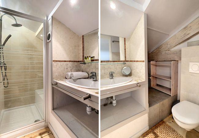 Appartement à Nice - Nouveau! N&J  - SECRET BEACH DUPLEX - Très proche mer - Atypique