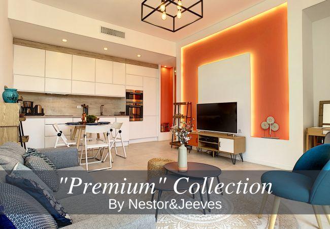 Appartement à Nice - Nouveau! N&J  - ALBERT 1ER DESIGN - Hyper centre - Très proche mer et zone piétonne