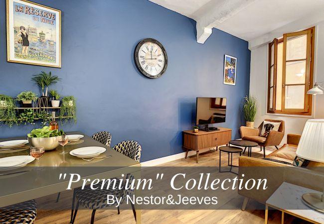 Appartement à Nice - Nouveau ! N&J - DESIGN VIEUX NICE - Vieille ville - Proche mer