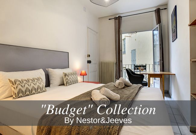 Appartement à Nice - Nouveau! N&J  - JOY BEACH - Hyper centre - Très proche mer et zone piétonne